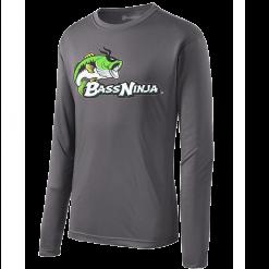 BassNinja® Warrior gray